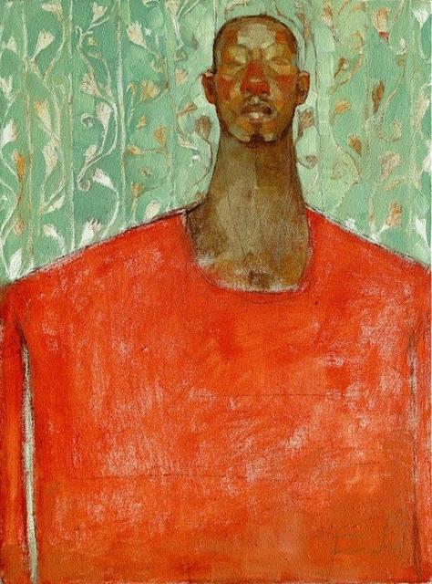 , 'Man in Gachie,' Main Gachie, One Off Contemporary Art Gallery