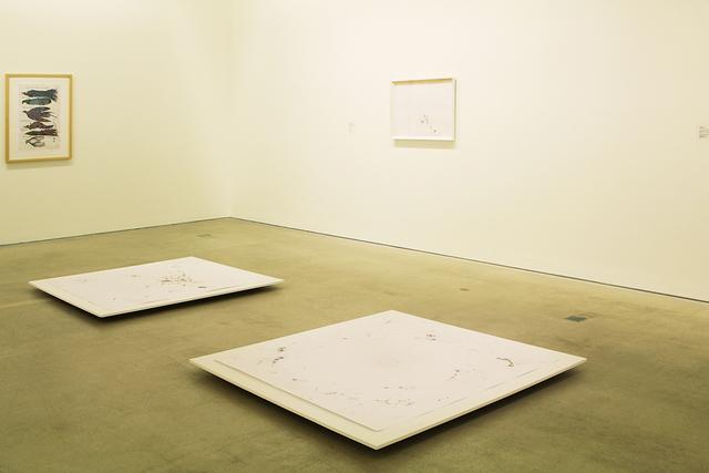 , 'Installation shot: 34. Österreichischer Grafikwettbewerb, Galerie im Taxispalais, Innsbruck 2015. 34th Austrian Graphic-Contest, Galerie im Taxispalais, Innsbruck 2015,' 2015, Viktor Bucher