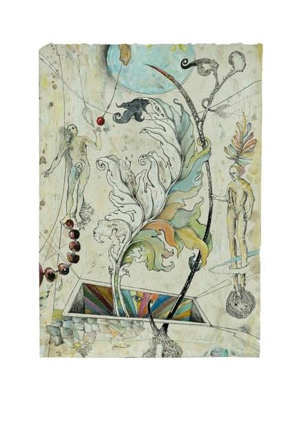 , 'Die Eisblumenzüchter XIII,' 2017, Galerie Commeter / Persiehl & Heine