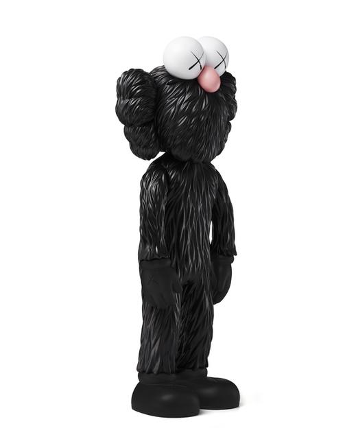 KAWS, 'KAWS BFF Black Edition', 2017, Sculpture, Vinyl, paint, EHC Fine Art