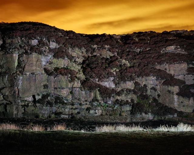 , 'Quarry, Saddleworth Moor,' 2016, ElliottHalls