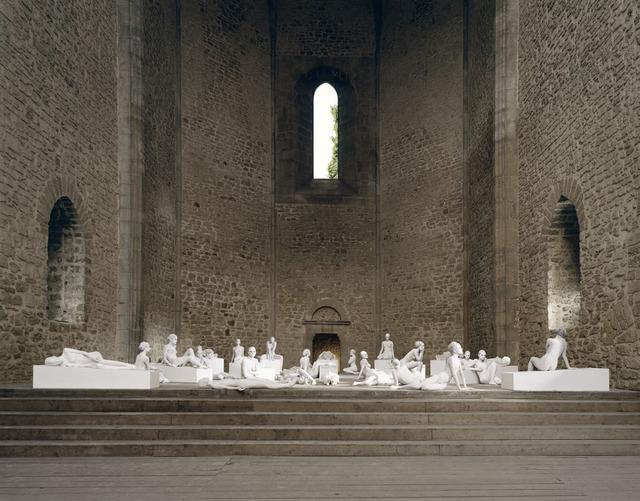 , 'Vb62.017.nt Santa Maria dello Spasimo, Palermo, Italy,' 2008, Rosenbaum Contemporary