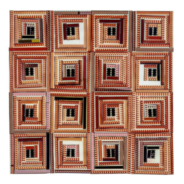 , 'Untitled (Arts and Crafts Hands at Work),' 2017, Shoshana Wayne Gallery