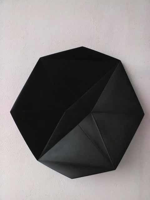 , 'Fold Star Black,' 2017, Priveekollektie Contemporary Art | Design
