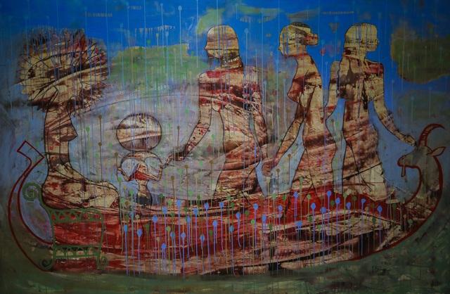 , 'THE ESCAPE,' , Arteology Egypt