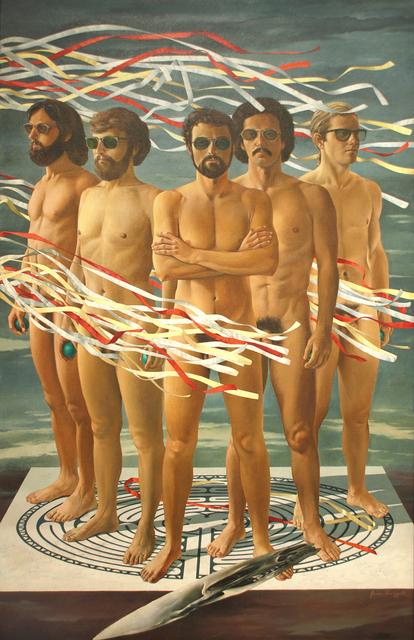 , 'The Ambassadors,' 1975, Sullivan Goss