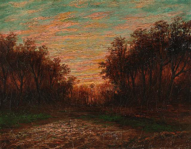, 'Vibrant Landscape,' , Questroyal Fine Art