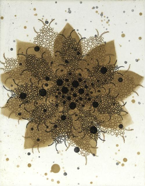 Seiko Tachibana, 'fern-butterfly effect e-1', 2015, Dolby Chadwick Gallery