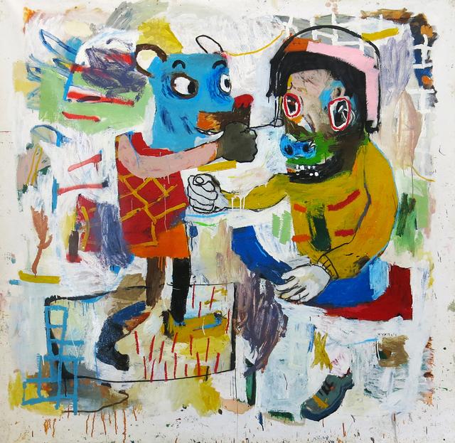 , 'Cucharadas de amor puro,' 2014, Galeria El Museo