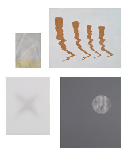 , 'mud, map, map, mundo,' 2015, Proyecto Paralelo