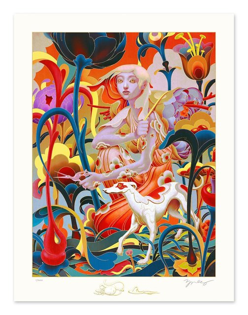James Jean, 'FORAGER', 2019, Dope! Gallery