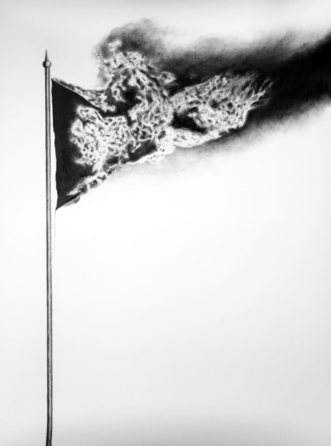 , 'Série Anatomia do Fogo - Vermelho,' 2014, Galeria Lume