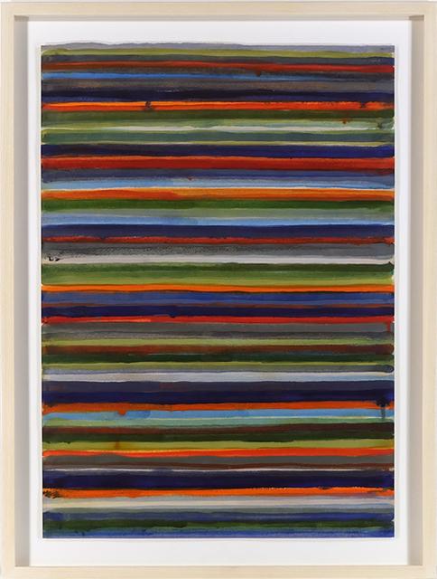 , 'Work C.p89,' 1961, Tezukayama Gallery
