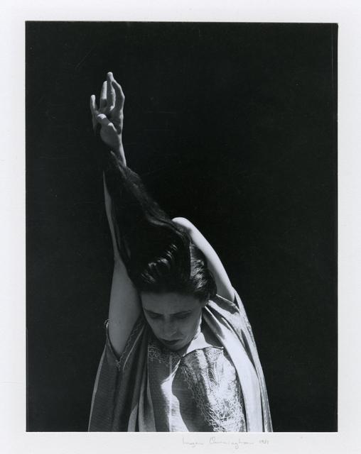 , 'Martha Graham 3,' 1931, Thomas French Fine Art