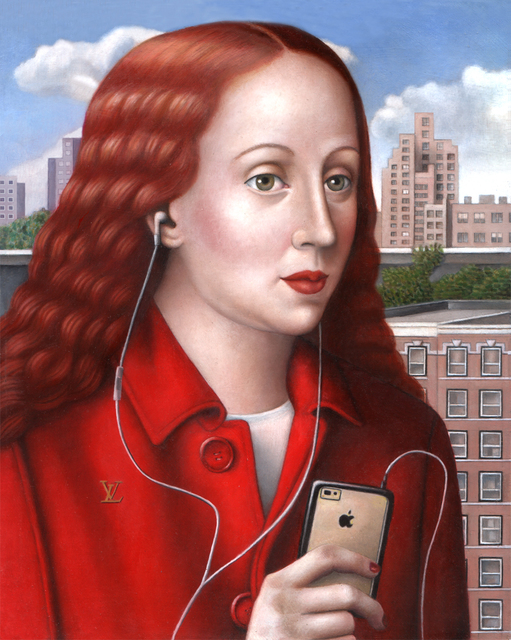 , 'Woman in Red Coat,' , Front Room Gallery