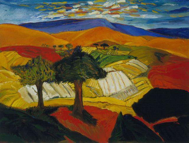 , 'Blue Line 0701,' 2007, Galerie de Bellefeuille