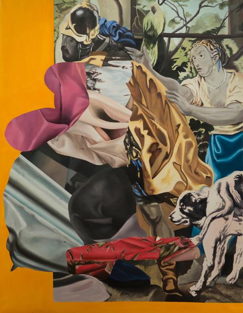 , 'Don't Go Chasing Birds,' 2018, Treason Gallery
