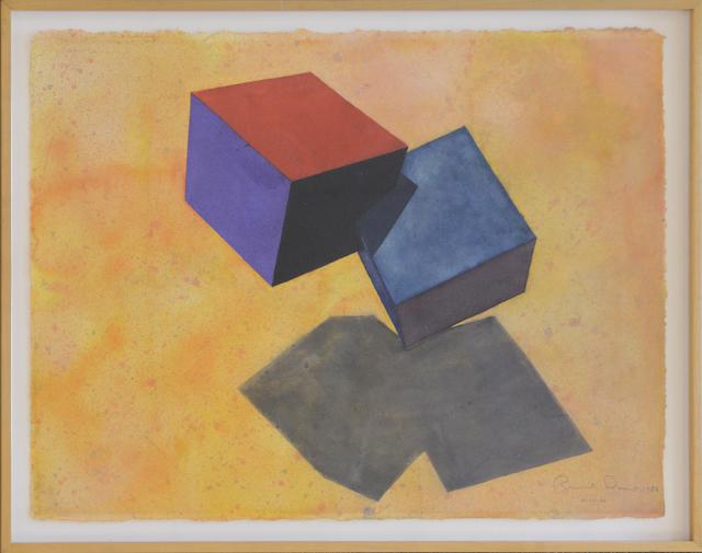 Ronald Davis, 'WCOG', 1988, 203 Fine Art