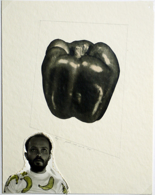", 'Hey... Just Me and EW!"",' 1973, Bruce Silverstein Gallery"