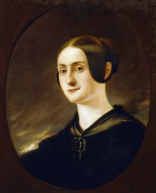 , 'Penina Moïse (1797–1880),' ca. 1840, Princeton University Art Museum