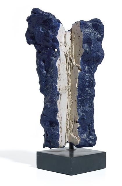 , 'Taglio bianco,' 1963-1965, Repetto Gallery