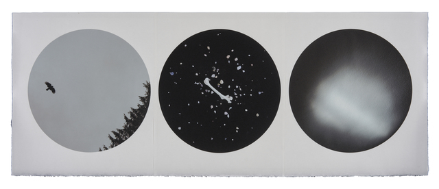 Marie Navarre, 'always just gone', 2020, Photography, Archival digital prints on Surface Gampi, Rives, BFK, Lisa Sette Gallery