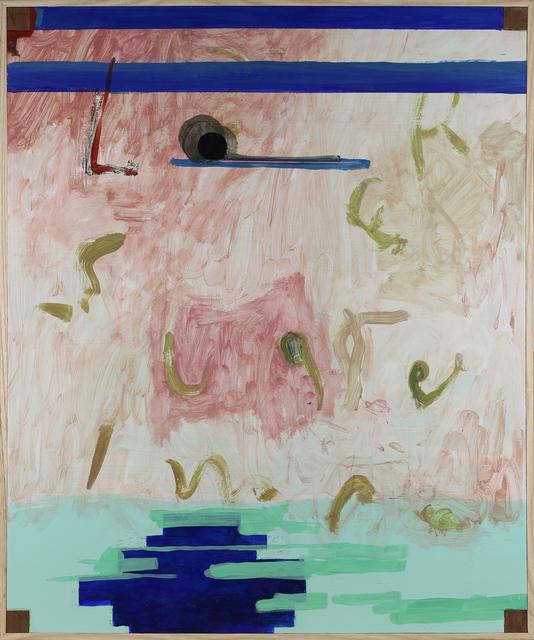, 'Two horizons,' 2018, 99 Loop Gallery