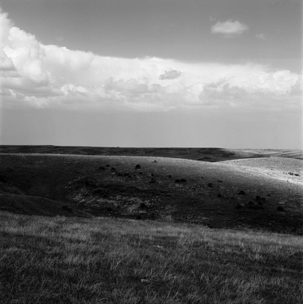 , 'Approaching Storm, 40th Parallel, Looking West,' 2006, Robert Mann Gallery