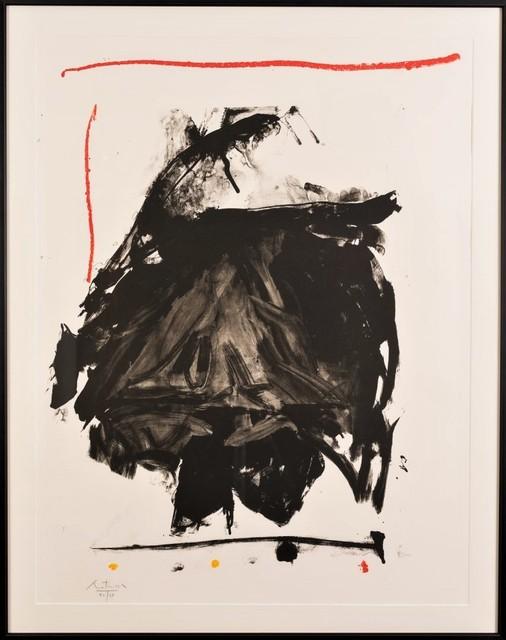 , 'Black Rumble,' 1985, michael lisi / contemporary art