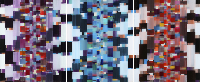 , 'Veldi II Triptych,' 2016, Christopher Martin Gallery