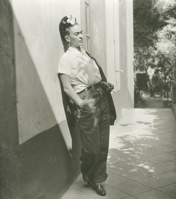 , 'Frida Standing Against Wall, ,' 1941, Matthew Liu Fine Arts