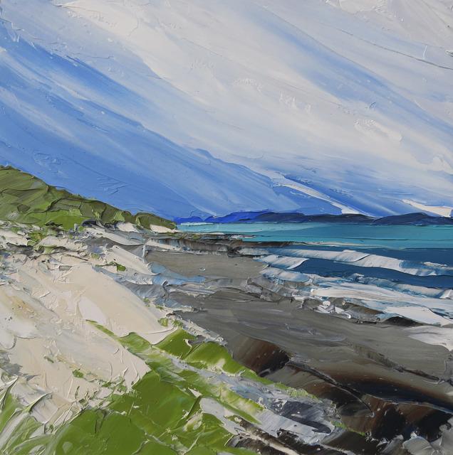 , 'North Shore, Berneray,' 2017, Thackeray Gallery