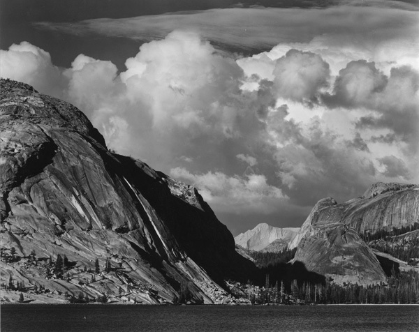 , 'Lake Tenaya, Mt. Conness, Yosemite National Park, California,' 1946-printed circa 1958, Scott Nichols Gallery