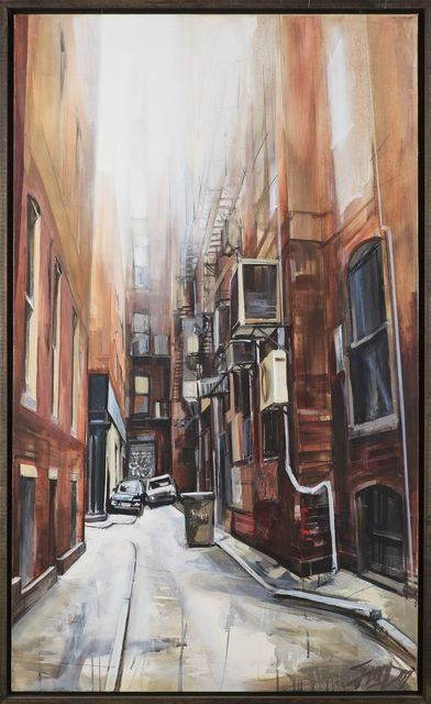 , 'East Street Pl.,' 2012, Childs Gallery