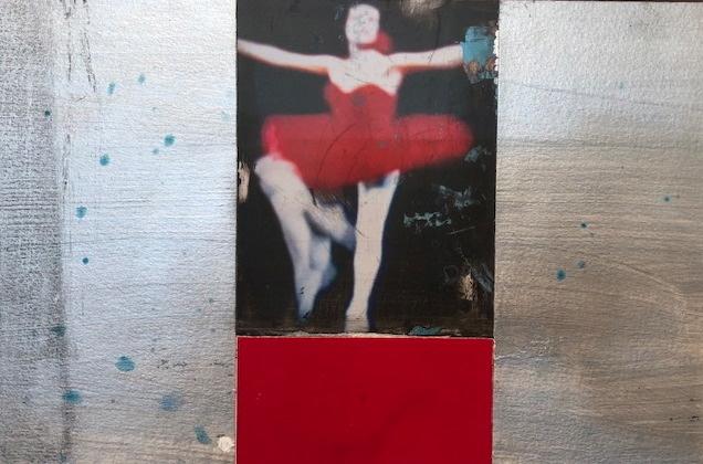 , 'Double Ticket Silverscreen,' 2017, Andra Norris Gallery