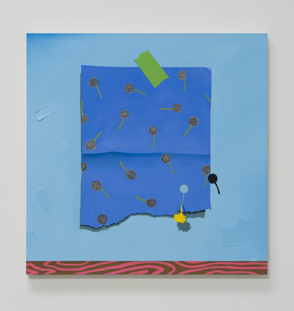 , 'pattern painting #2,' 2018, John Wolf Art Advisory & Brokerage