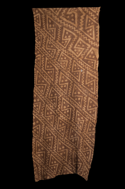 , 'Chancay Painted Textile Fragment,' 900-1300, Muzeion Gallery