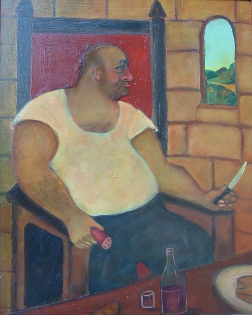 Stephen Basso, 'the days before television', ca. 1998, Tabla Rasa Gallery