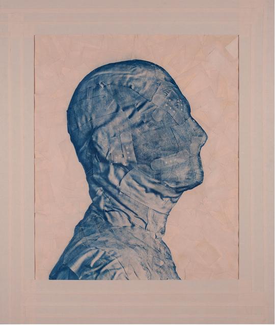 murat han er, 'inner wound', 2013, Mixer
