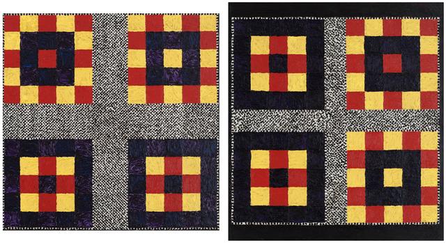 , 'Mars & Saturn,' 1968, Hollis Taggart Galleries