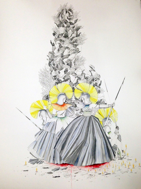 , 'Untitled,' 2015, Winston Wächter Fine Art