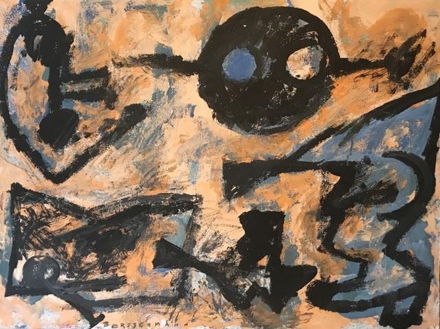 , 'Underground Series No. 9,' ca. 1975, Quogue Gallery