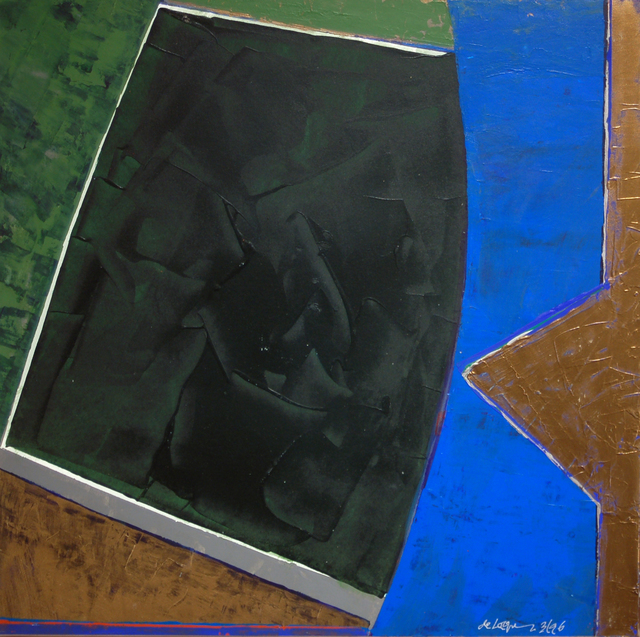 , 'Color Music #4,' 1996, Atrium Gallery