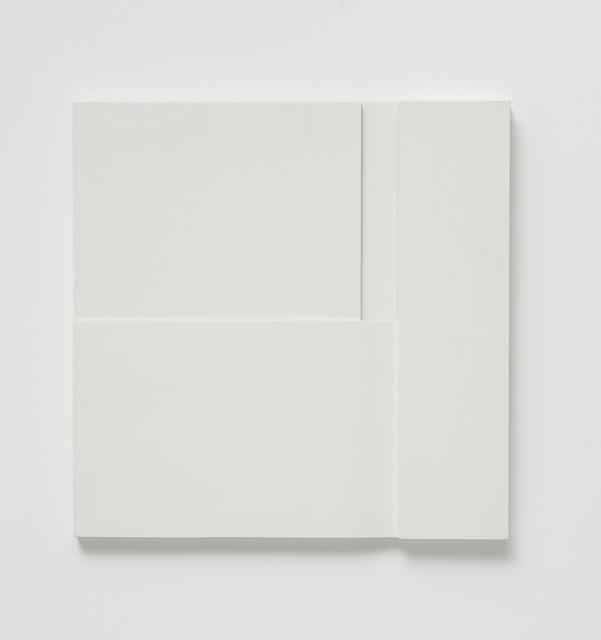 , 'Placas VIII (Múltiplo 40),' 1981, Casa Triângulo