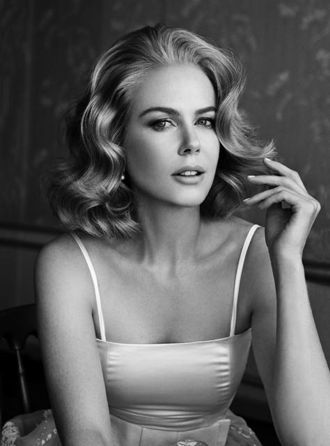 , 'Nicole Kidman,' 2013, CAMERA WORK