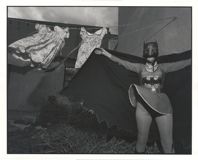 , 'Batman's Grandmother,' 1997, Patricia Conde Galería