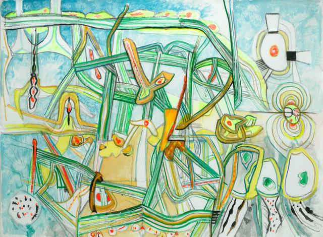 , 'Morphologie de l'ame,' 1996, Rosenbaum Contemporary