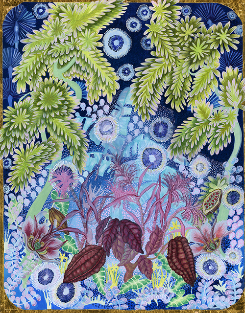 , 'Economic Botany: Saccharum, Cavendish Bananas, and Cocoa,' 2015, Monya Rowe Gallery