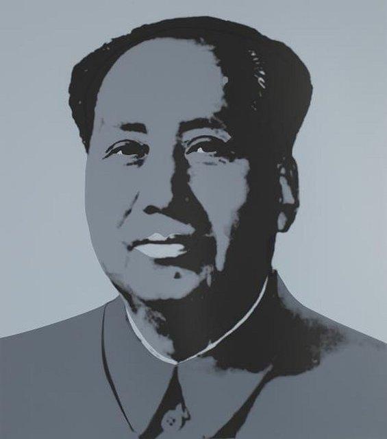 Andy Warhol, 'Mao Grey - Sunday B. Morning (After)', ARTEDIO