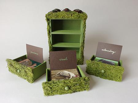 Maria Muller, 'Moss Box', Pucker Gallery
